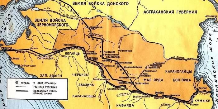 Ликбез: почему Россия в XIX веке воевала на Кавказе Длиннопост, История, Война, Россия, Кавказ
