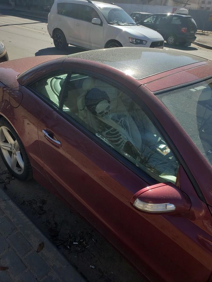 Идеальный пассажир