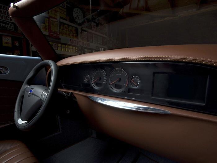 Volvo Caresto V8 Speedster 2006 года Авто, Volvo, Speedster, Hot Rod, Длиннопост