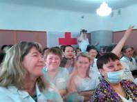 В Башкирии директор роддома сочла провокацией смех врачей над докладом о зарплатах Башкортостан, Врачи, Медики, Зарплата, Смех, Обман, Власть, Негатив