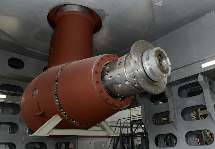«Звездочка» создала первую отечественную движительно-рулевую колонку большой мощности Звезда, Машиностроение, Импортозамещение, Россия, Производство, Российское производство