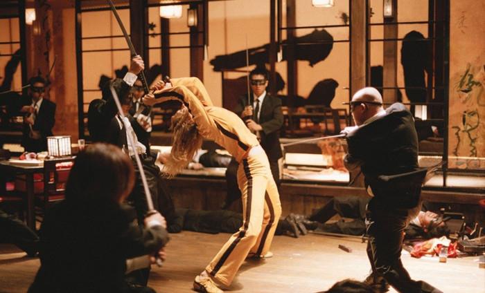 Интересные факты о фильмах Убить Билла 1-2 / Kill Bill 1-2 (2003-2004) Убить Билла, Квентин Тарантино, Гонконг, Япония, Триллер, Ума Турман, Интересные факты о кино, Видео, Длиннопост