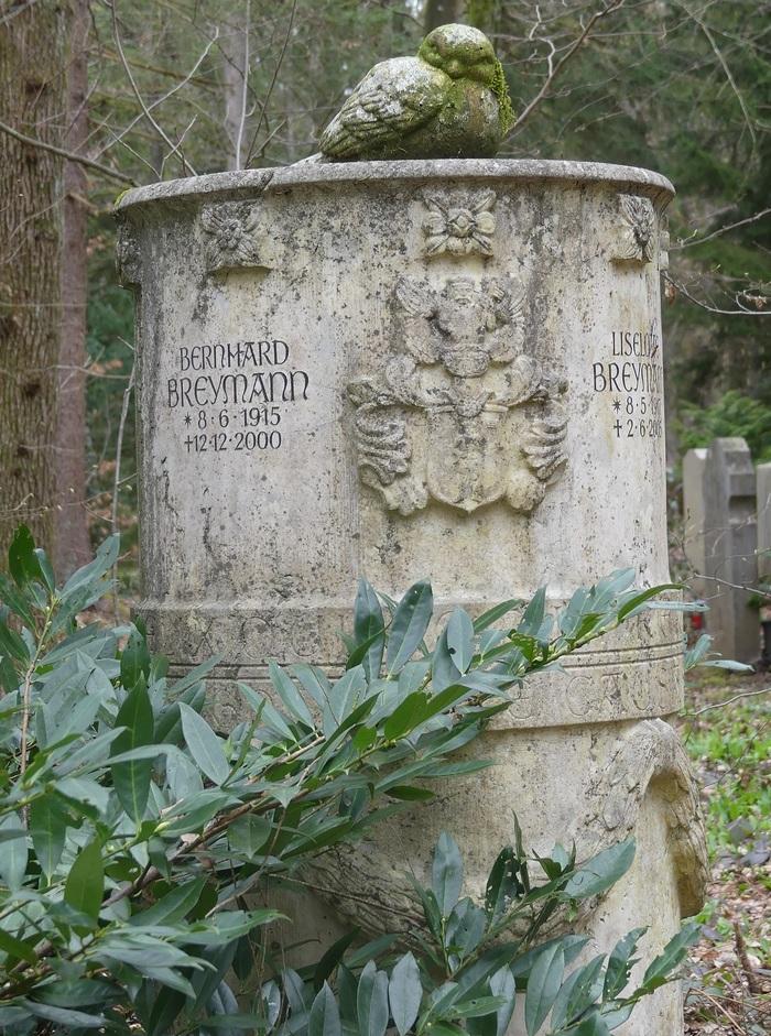 №70: Самое неоднозначное кладбище Германии Германия, Кладбище, Мюнхен, Памятник, Длиннопост