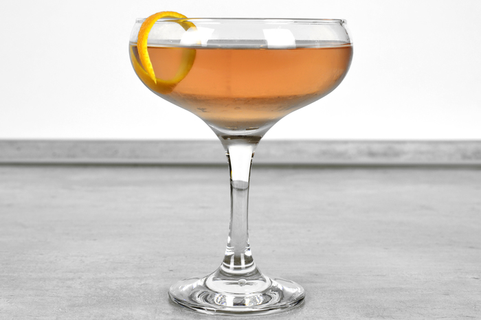 """Классический коктейль """"Эль Президенте"""" Алкоголь, Коктейль, Бар, Рецепт, Длиннопост, Эль Президенте, Классический коктейль"""