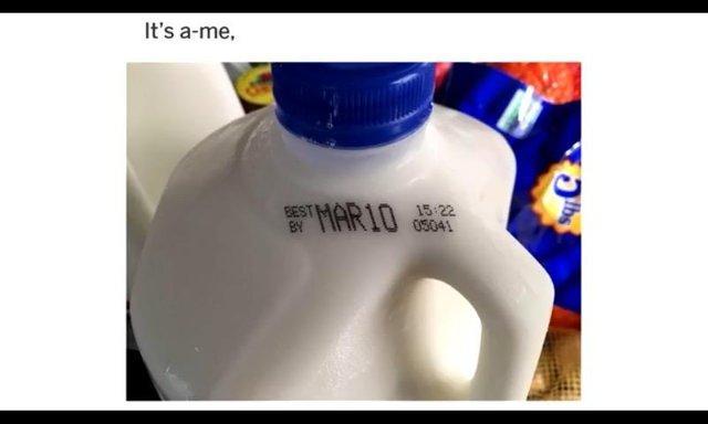 Это же я, Марио!
