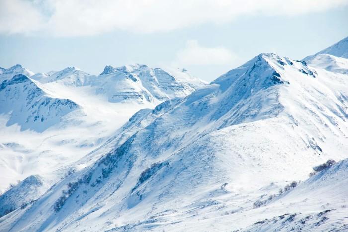 А где-то идет весна Маяк, Вулкан, Сноубордист, Камчатка, Горы, Небо, Зима, Скоро весна, Длиннопост