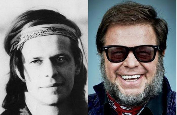 Звезды русского рока тогда и потом Русский рок, Время, Тогда и сейчас, Было-Стало, Длиннопост
