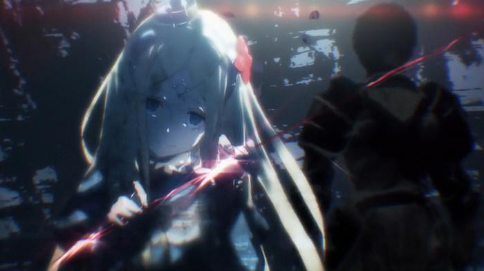 Overlord 2 Overlord, Anime Art, Albedo, Длиннопост