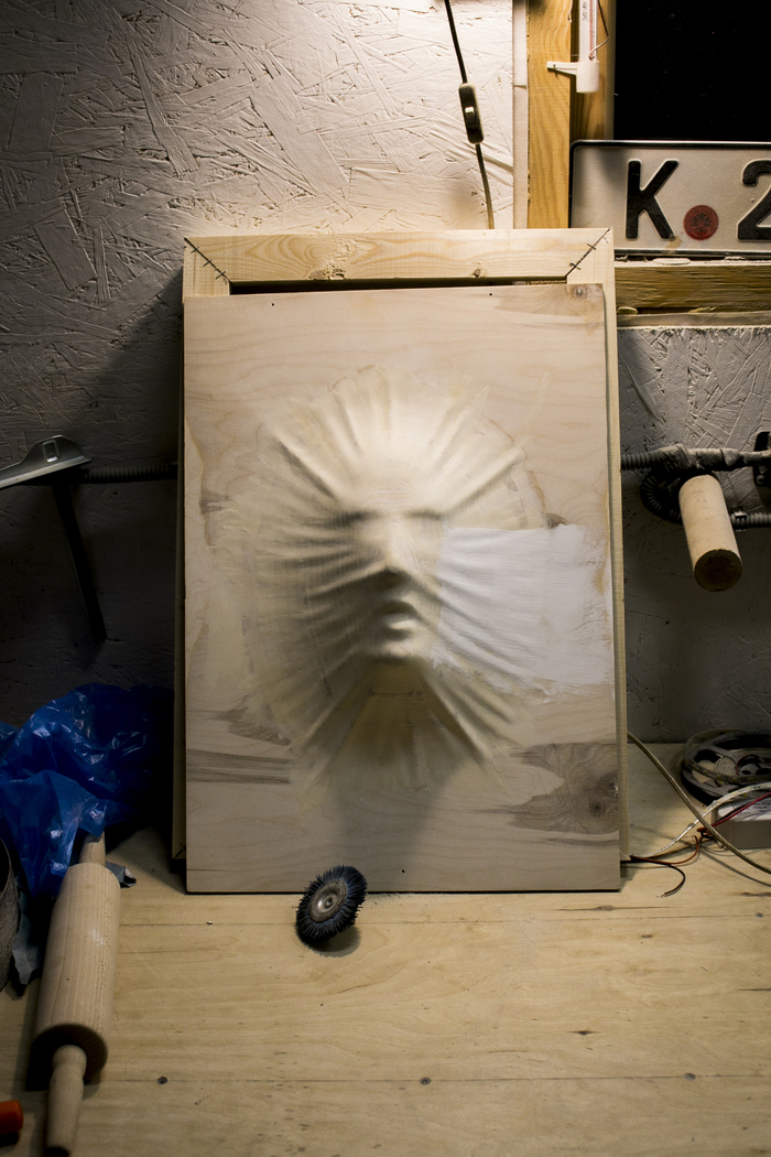 Как я 3D картину делал 3D картина, Работа с деревом, Своими руками, Столярка, Чпу, Видео, Длиннопост
