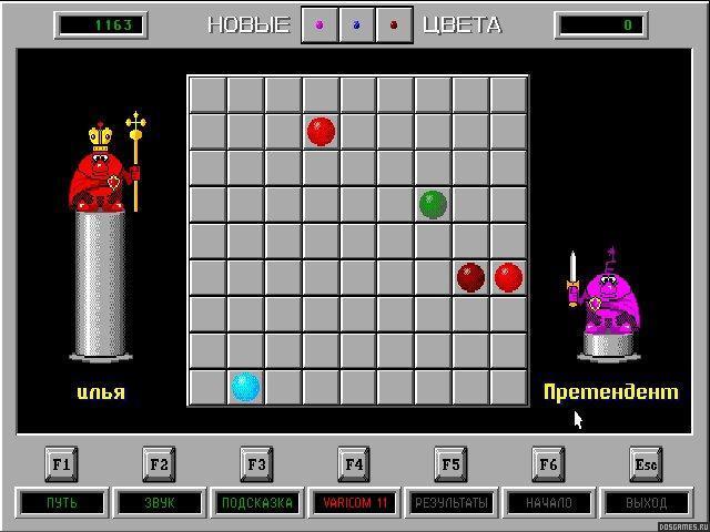Классические таймкиллеры #2 - Цветные Линии, Балда, Девятка Браузерные игры, Ретро-Игры, Балда, Карточная игра, Логические игры, Таймкиллеры, Длиннопост