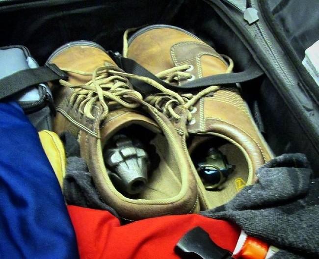 Хочу все знать #178. Самые странные вещи, конфискованные у путешественников в США Хочу все знать, США, Таможня, Транспорт, Безопасность, Конфискация, Аэропорт, Длиннопост