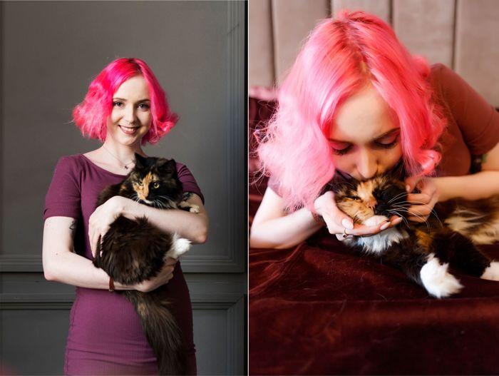 """Проект с котиками приюта """"(Не) такие как все"""" Фотография, Челябинск, Проект, Фотосессия, Приют, Видео, Длиннопост, Кот"""