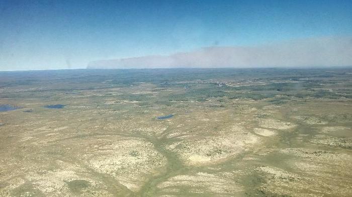 Дым Отечества Экология, Норильск, Тундра, Длиннопост