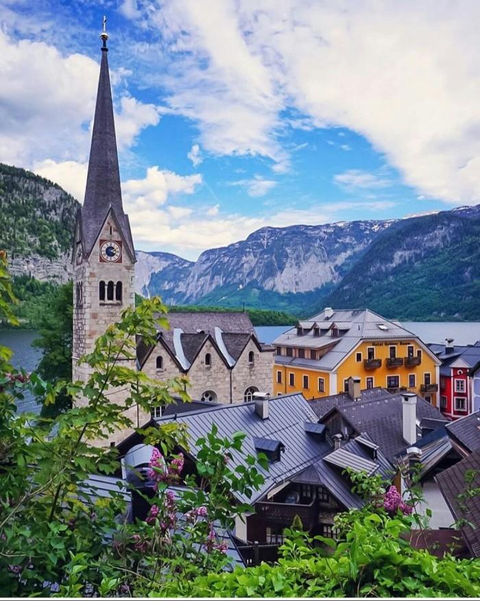 Гальштат, Австрия.