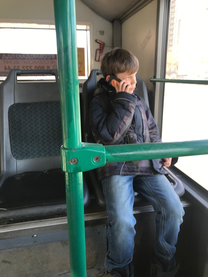 Этот человек сделал наш день Общественный транспорт, Кондуктор, Хороший человек, Длиннопост