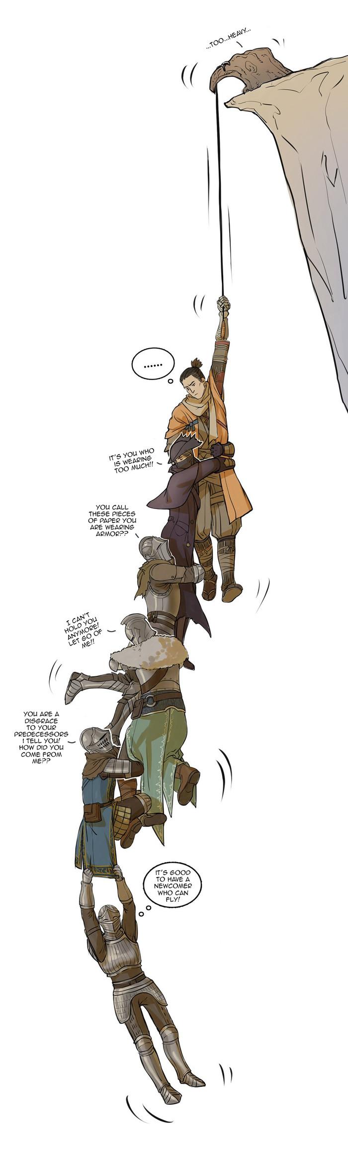 Новые механики - новые возможности. Dark Souls, Sekiro: Shadows Die Twice, Demons Souls, Bloodborne, Dark Souls 2, Dark Souls 3, Длиннопост
