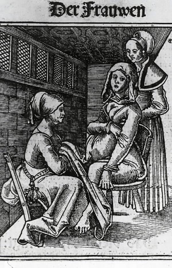 Беременность и роды в средние века были смертельно опасны История, Хронос, Беременность, Роды, Быт, Повседневность, Женщина, Детство, Длиннопост