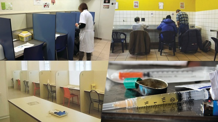 Центры для наркоманов - Европа на пороге легализации наркотиков? Человек, 5 копеек, Европа, Легализация, Наркотики, Центры для накроманов
