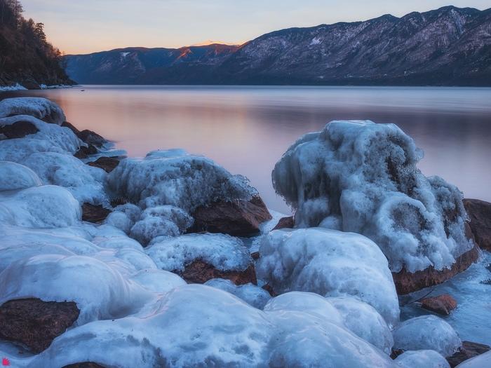 Юг Телецкого озера,Алтай Алтай, Телецкое озеро, Туризм, Природа, Пейзаж, Фотография