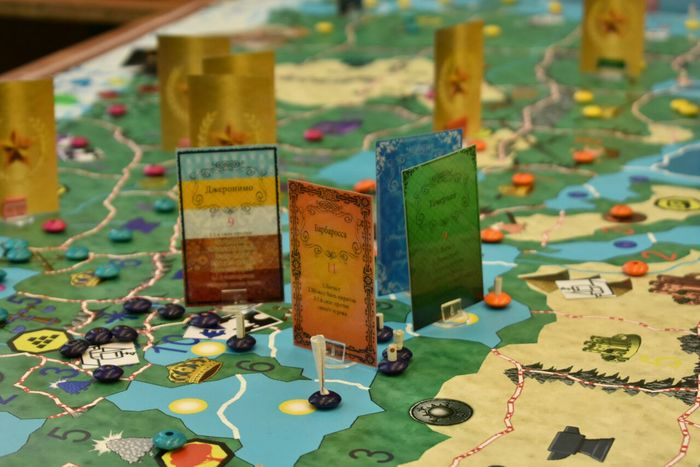 Настольная игра собственного сочинения Настольные игры, Империя, Стратегия, Санкт-Петербург, Длиннопост