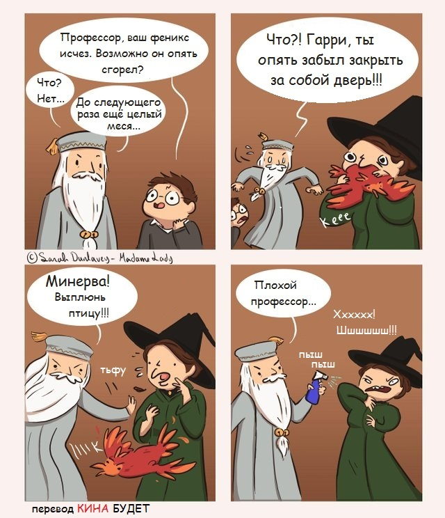 Гарри Поттер и Орден без феникса
