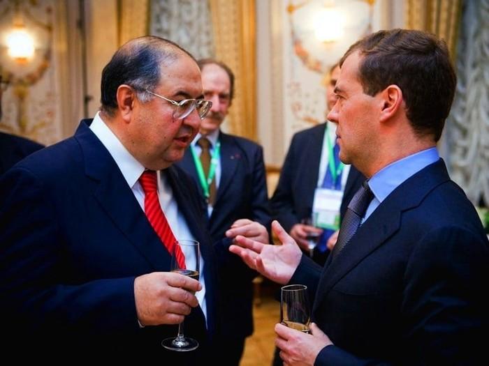Медведев разрешил Усманову собирать «налог» со всех товаров в России Новости, Усманов, Дмитрий Медведев, Налоги