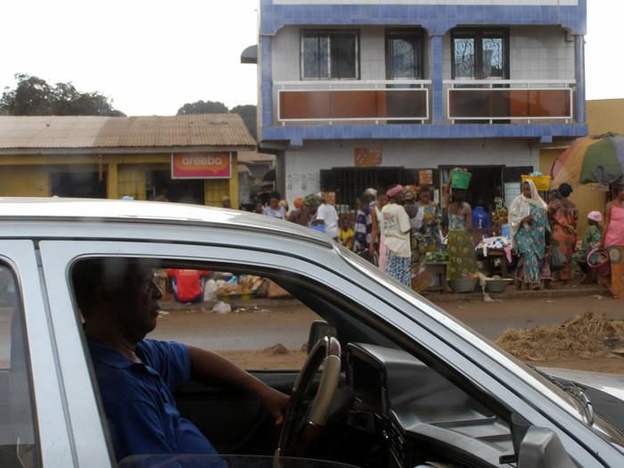 Заметки об Африке. Первый выезд в город. Африка, Работа, Фотография, Текст, Длиннопост, Русские заграницей, Авто, Город