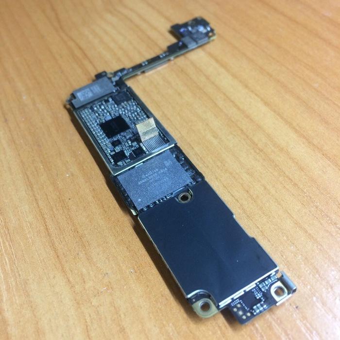 IPhone 7 и шипящий конденсатор Пайка, Iphone, Длиннопост