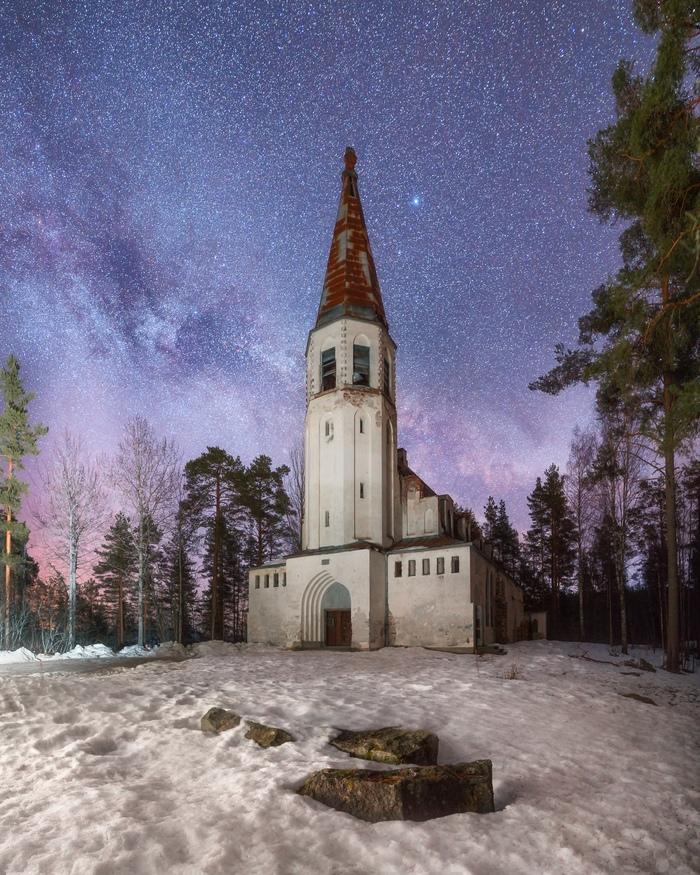 Финская кирха