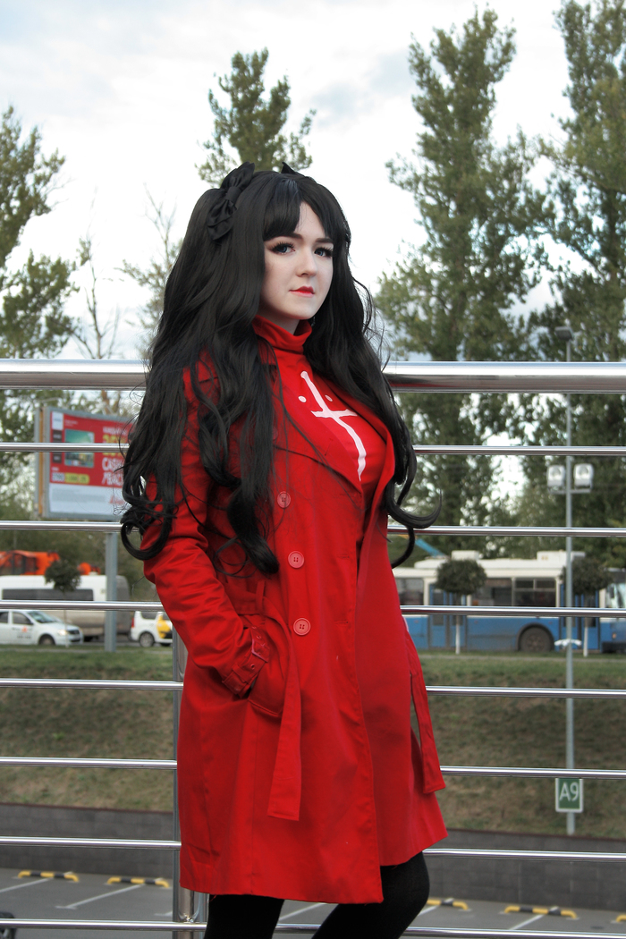 Fate/stay night | Tohsaka Rin by Kotoko Fate, Fate-Stay Night, Fate Zero, Fate-Kaleid liner Prisma Illya, Tohsaka Rin, Русский косплей, Fate Grand Order, Длиннопост