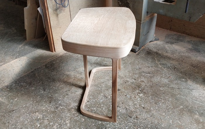 Вот такой хитрый стол делал на работе. Стол, Дерево, Столярка, Длиннопост
