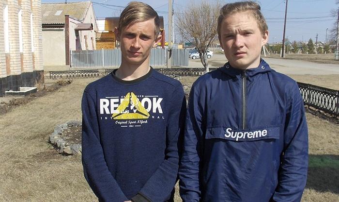В Челябинской области три товарища-подростка вытащили из огня шестерых малышей Челябинск, Герои, Пожар, Подростки