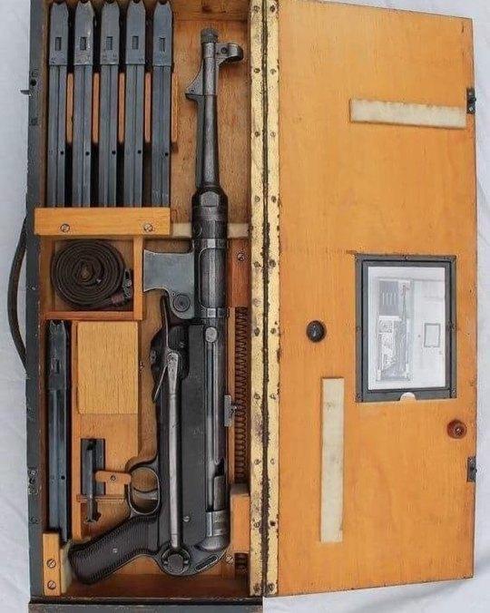 MP-40 в заводской упаковке.
