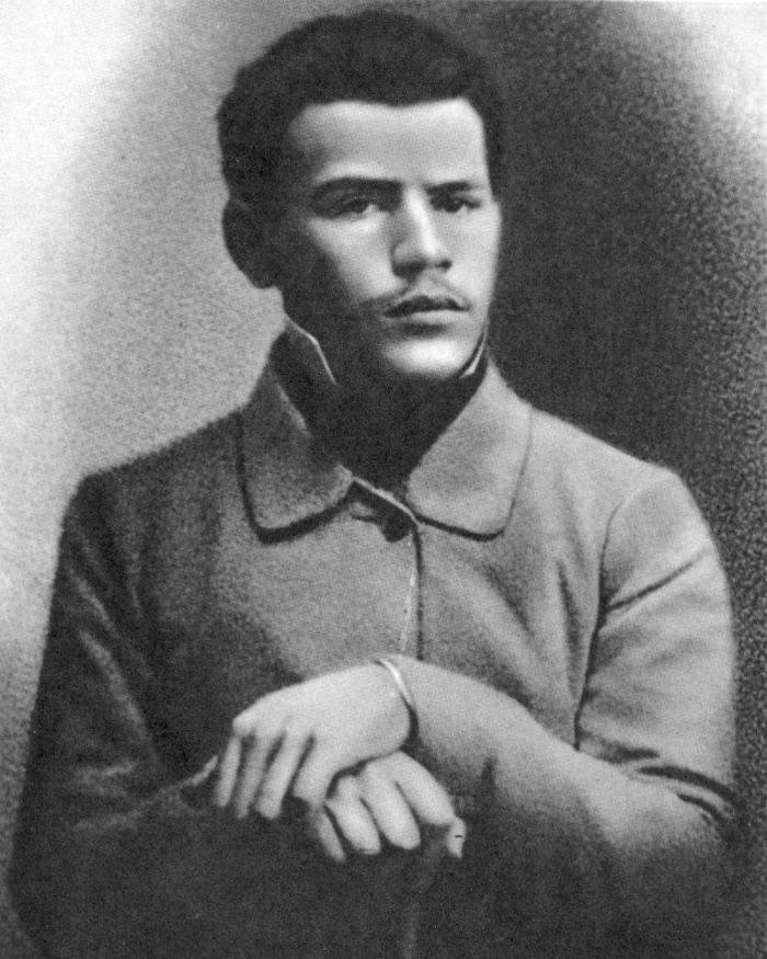 Всю жизнь Лев Толстой боролся с похотью Толстой, Лев Толстой, Война и Мир, Длиннопост