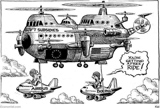Извечный холивар Reddit, Airbus, Boeing-737, Авиация, Гражданская авиация, Государство, Холивар