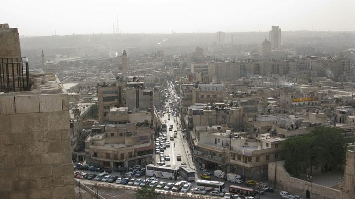 Обзор: промышленный бум в сирийском Алеппо Экономика, Сирия, Промышленность, Обзор, Длиннопост