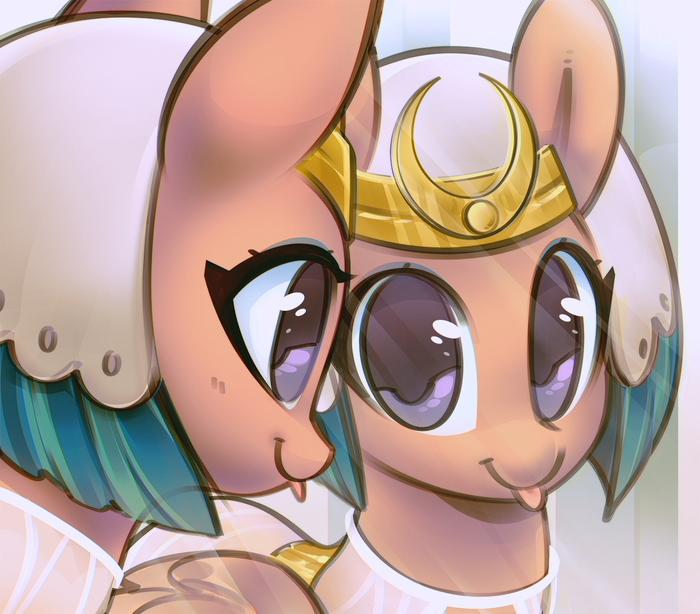 Mirror My Little Pony, Ponyart, Somnambula, Mirroredsea