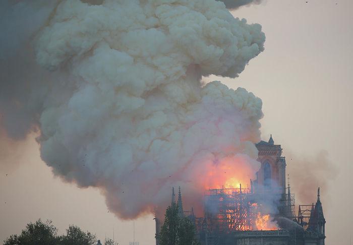 Нотр-Дам де Пари Пожар, Париж, Собор, Архитектура, Новости, Notre Dame De Paris, Франция