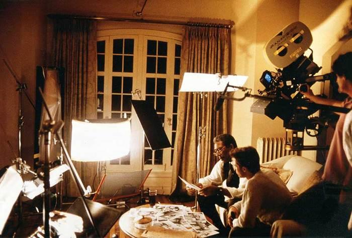 Фотографии со съёмочных площадок известных фильмов. Фото со съемок, Знаменитости, Фильмы, VHS, За кадром, Интересное, Длиннопост
