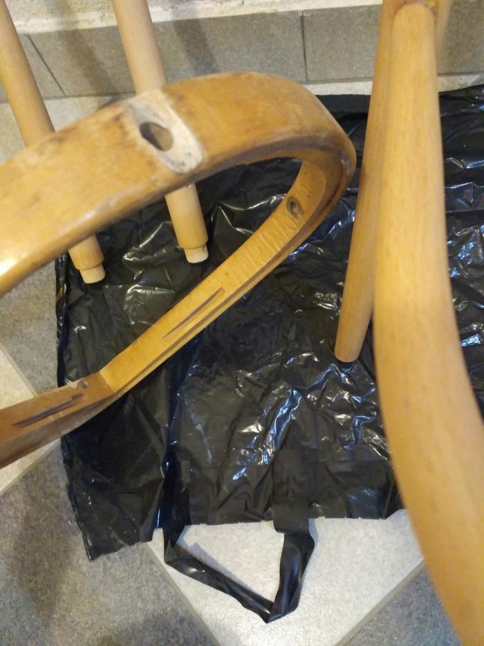 30 лет одного стула... Сборка и ремонт мебели, Интерьер, Декор, Стул, Длиннопост