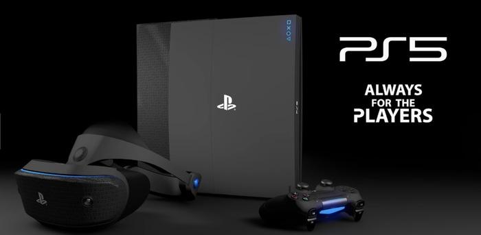 Эксклюзивная статья о PlayStation 5 Sony, Sony playstation, Playstation, Новости, Статья, Эксклюзив, Геймеры, Видеоигра