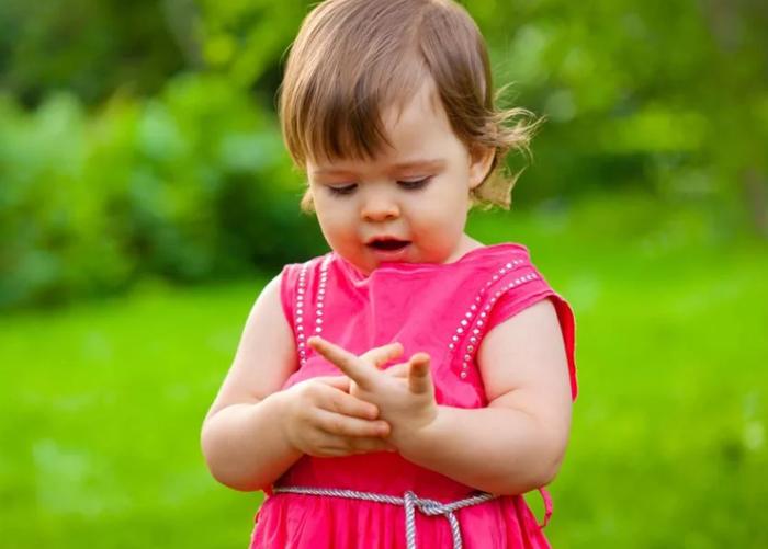 Как вы загибаете пальцы? Текст, Семейная жизнь, Психология, Длиннопост