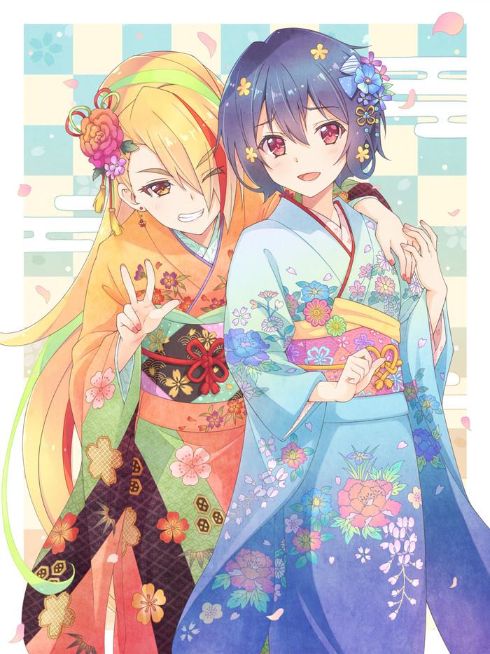 Saki &Ai