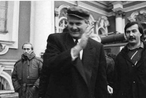 Типичный Володя Путин, Собчак, История, Россия, Пуховик