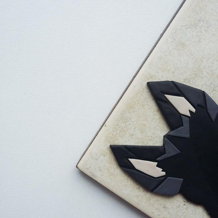 Полимерная глина (стильная геометрия) Рукоделие с процессом, Своими руками, Полимерная глина, Скотч-Терьер, Длиннопост