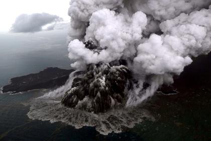 Названа настоящая причина крупнейшей катастрофы на Земле Новости, Катастрофа, Новое, Извержение, Смерть