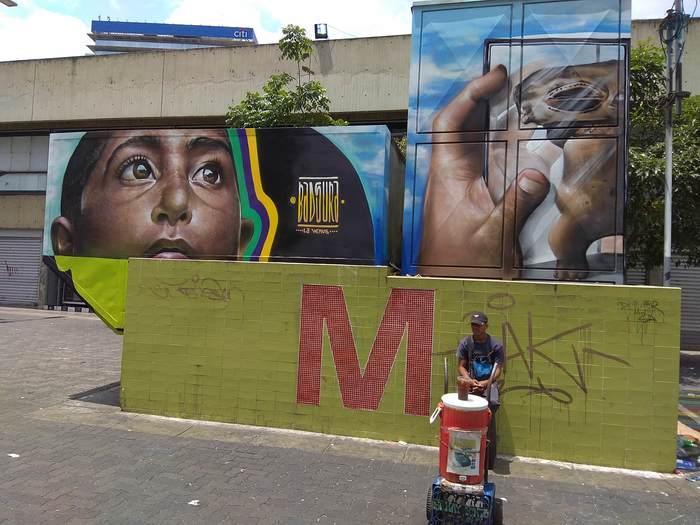 Каракас. Венесуэла, Каракас, Длиннопост