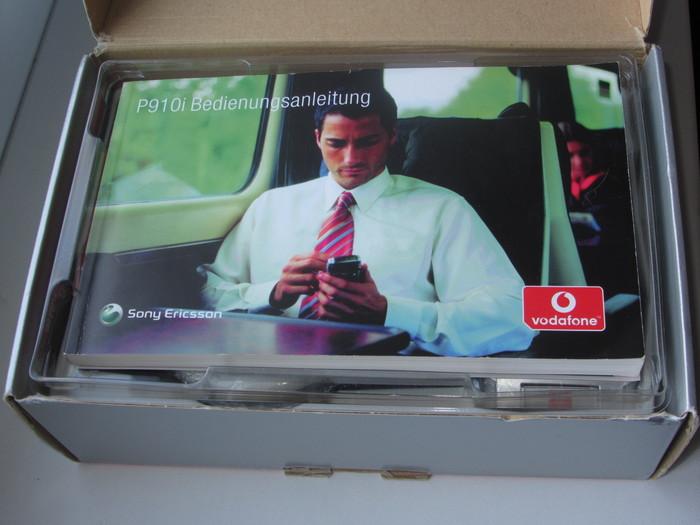 Раритетный смартфон прошлой эпохи Sony Ericsson P910i Symbian UIQ операторская версия в оригинале. Кпк, Смартфон, Мобильные телефоны, Sony Ericsson, Symbian UIQ, Длиннопост