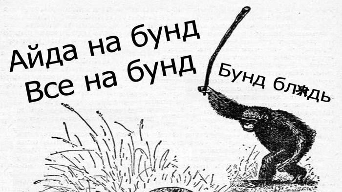 Бунд!!! Все на бунд!!! Бунт, Клубничный бунт, Война, Текст, Длиннопост