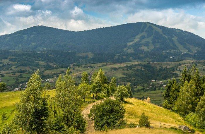Карпаты летом Горы, Карпаты, Лето, Природа, Отдых на природе, Длиннопост, Фотография